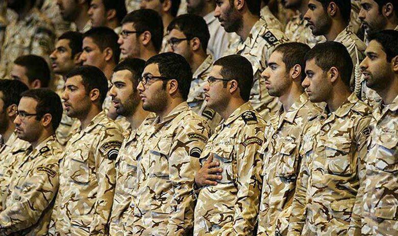 پادگان های آموزشی سپاه